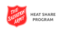 The Salvation Army Heat Share Program